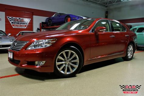uvb ls for sale 2012 lexus ls 460 awd stock m5471 for sale near glen