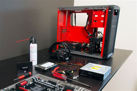 Best Of Pc How To Build A Computer No Experience Required Digital