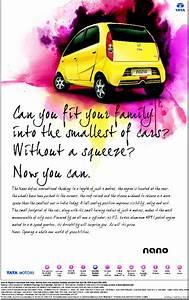 Does Tata Nano need print advertising? | Bhatnaturally