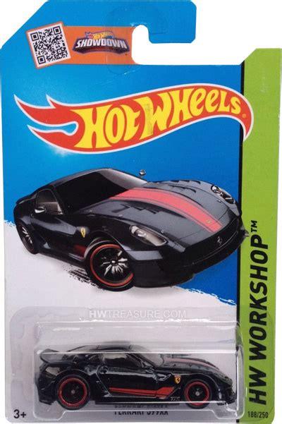 ferrari xx hot wheels  super treasure hunt