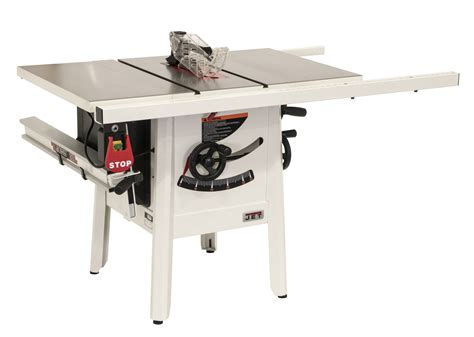 The ultimate table saw fence. Jet ProShop Table Saw - Tool Craze