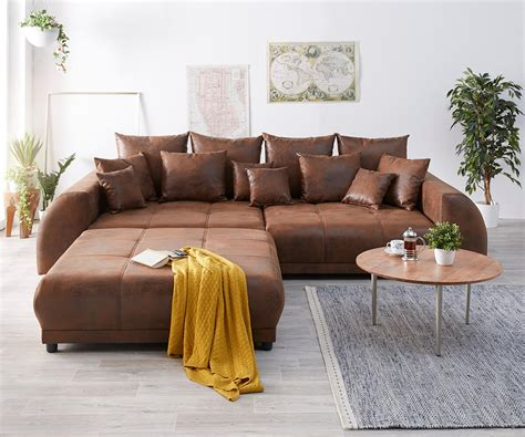 Braunes Sofa Kombinieren by Braunes Sofa Kombinieren Wohn Design