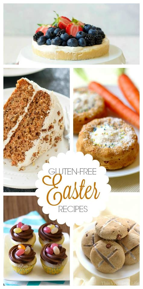 We've even got some fun gift ideas! Easter Recipe for Everyone (Gluten-Free Too!) | Easter ...