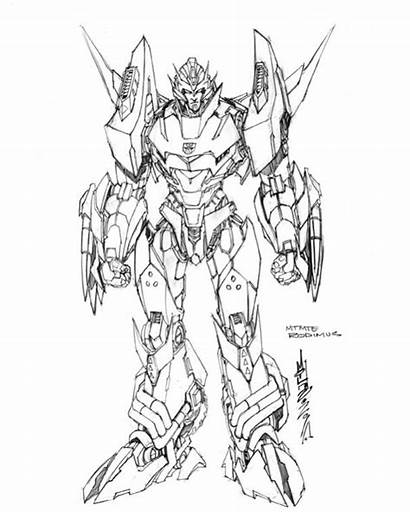 Transformers Cool Concept Drawings Alex Milne Coloring