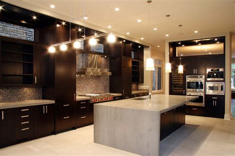 dark brown kitchen cabinets the charm in dark kitchen cabinets