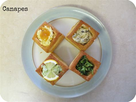 canapes filling recipe canape madame gourmand