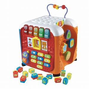 vtech alphabet activity cube toys games learning With vtech numbers and letters