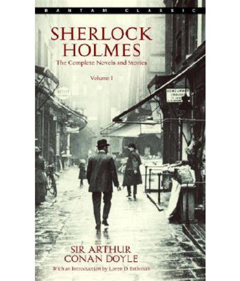 holmes sherlock complete novels volume stories vol arthur sir pdf conan doyle books novel ebookscart fccmansfield pk study