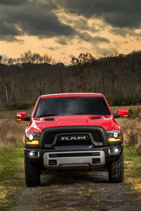 New Truck Rebel by New Ram 1500 Rebel Package Brings Road To Size