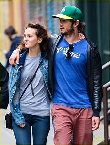 Leighton Meester Takes a Romantic Stroll with Hubby Adam ...