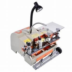 1pc 100e1 Key Cutting Machine 180w 220v  50hz With Chuck