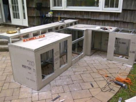 prefab outdoor kitchen island outdoor kitchen and bbq island kits oxbox for prefab