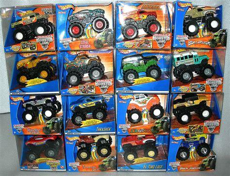 monster jam trucks list wheels monster jam rev tredz friction powered monster