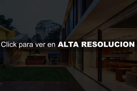 asombrosa fachada de casa moderna en brasil fachadas de