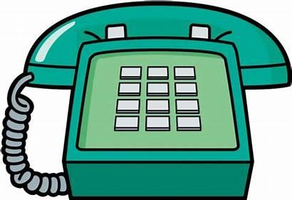 Cartoon Telephone Telefone Hearing Calling Acc Services