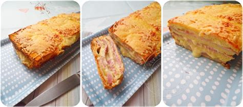 cuisine vite fait croque cake au morbier cuisine addict cuisine addict
