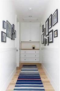Langer Schmaler Teppich : 1001 ideen f r langen flur gestalten eine gro e herausforderung ~ Sanjose-hotels-ca.com Haus und Dekorationen
