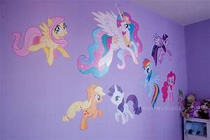 my little pony wall stickers home design With my little pony wall decals