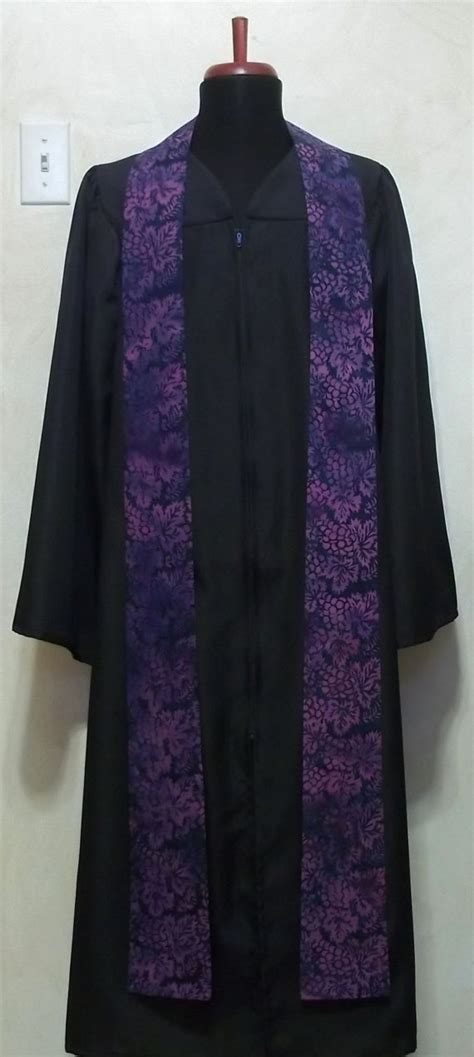 Love This! I'd Like Another Purple Stole!  Church Stuff