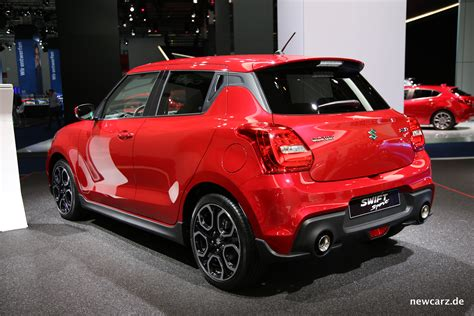 Suzuki Swift Sport  Weltpremiere Des Hot Hatch Newcarz