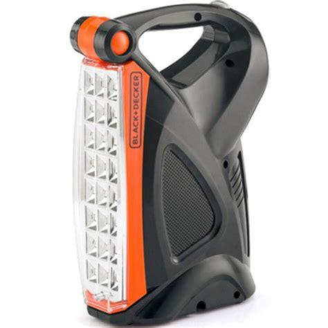 Le Baladeuse Led Black Decker by Black Decker Le4 220v 50 Hz Flip Style Lantern Led