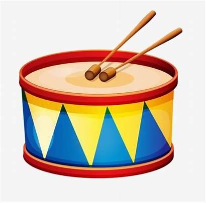 Drum Clipart Sound Toy Drums Instruments Cartoon