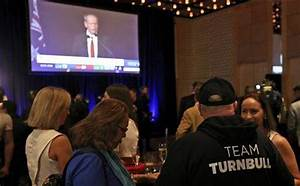 Turnbull Confident Of Majority Government