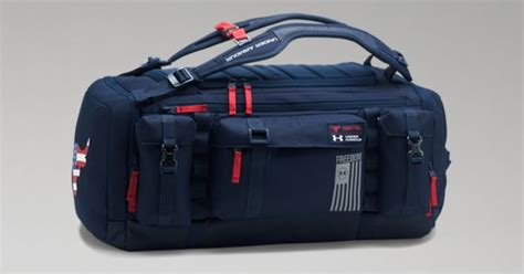 project rock freedom range duffle  armour