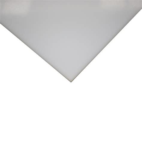 suntuf 6mm 1200 x 600mm white pvc foam sheet bunnings