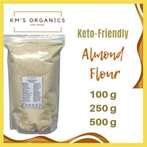 shopee flour almond keto friendly philippines