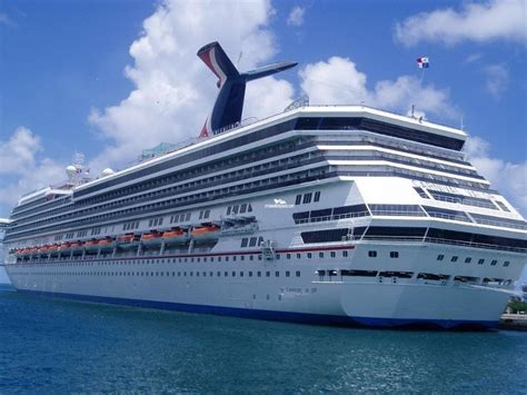 Carnival Valor Deck Plan Side View by Carnival Valor Deck Plans Cabin Diagrams Pictures