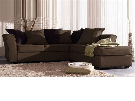 comment recouvrir un canapé non déhoussable canapé d 39 angle tissu quot lilia quot 5 places cana chocolat 24654