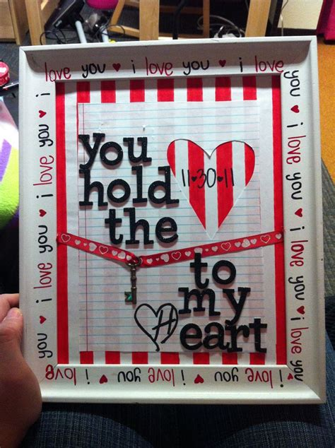 Make a wish, dear cupid, shoot her heart and make her my valentine. DIY valentines day gift to BF   Me. Just me   Pinterest ...
