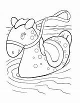 Coloring Dolls Kissy Rugs sketch template