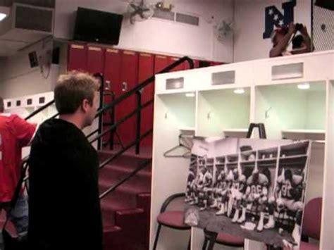 ers candlestick park locker room youtube