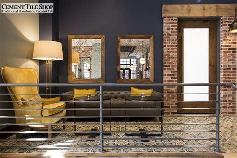 cuisine loft jsix restaurant lounge san diego ca cement tile