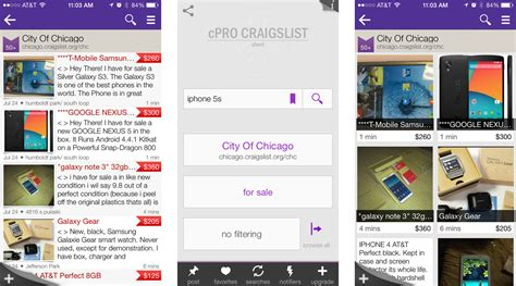 craigslist iphones best craigslist apps for iphone and how to buy and