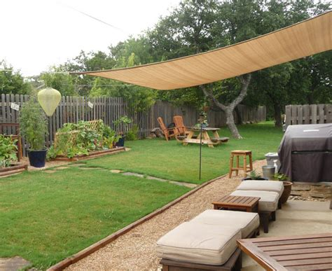 backyard shade sail posts