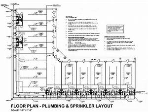 Plumbing Drawings - Building Codes