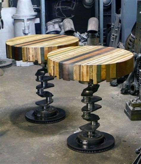 camshaft car parts bar stool cave furniture kawat