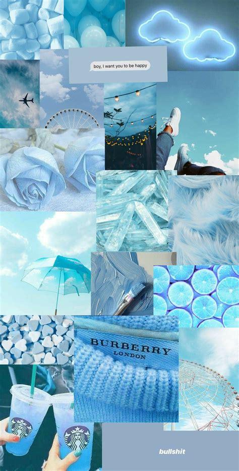 blue aesthetic wallpaper blue aesthetic pastel