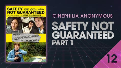 Safety Not Guaranteed Meme - safety not guaranteed your meme safety not guaranteed 2012 vodly movies safety not guaranteed
