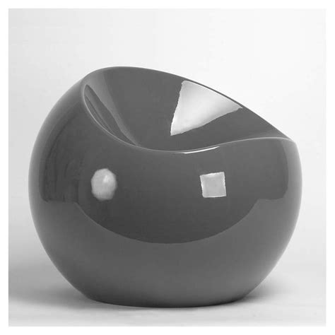 ball chair fauteuil pouf design xl boom en  couleurs