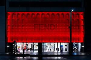 Fendi Opens A Large Pop-Up Store In Tokyo - Pursuitist