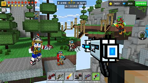pixel gun  pocket edition android apps  google play