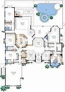 Luxury Home Floor Plans  House Plans Designs