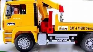 Carritos - Un camión de remolque ayuda al jeep - YouTube