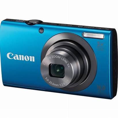 Camera Canon A2300 Digital Powershot Lens Recording