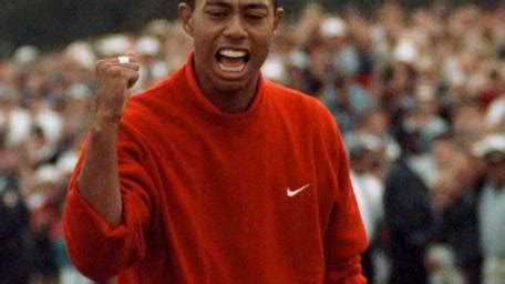 At 1997 Masters, Tiger Woods transformed the game of golf ...