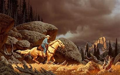 Western Wallpapers Farm Pixelstalk Horse West Wild